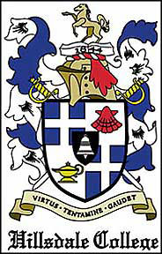 Hillsdale College Coat of Arms